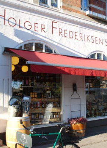 Holger Frederiksens Eftf. A/S